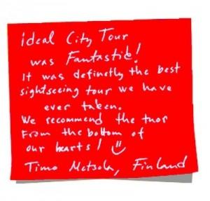 Ideal City Tour