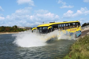 RiverRide - The Floating Bus