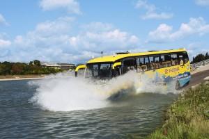 RiverRide - Der schwimmende Bus
