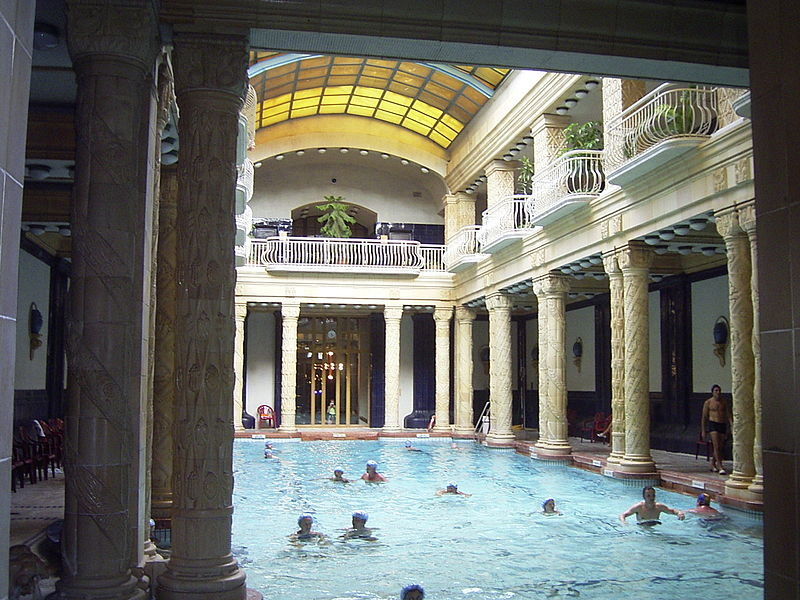 Gell 233 Rt Thermal Baths Budapest Gellert Spa Amp Swimming